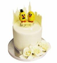 №5067 Свадебный торт