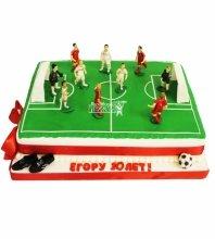 №5075 Торт футбол