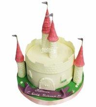 №5077 Торт замок