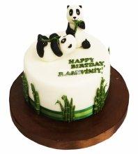 №5083 Торт панды