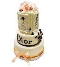 №5088 Свадебный торт