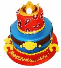 №5099 Торт на День Рождения