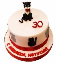№5107 Торт кошка