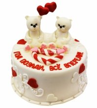 №5116 Торт на годовщину