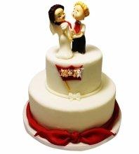 №5134 Свадебный торт