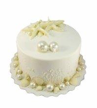Торты с жемчужной свадьбой 52