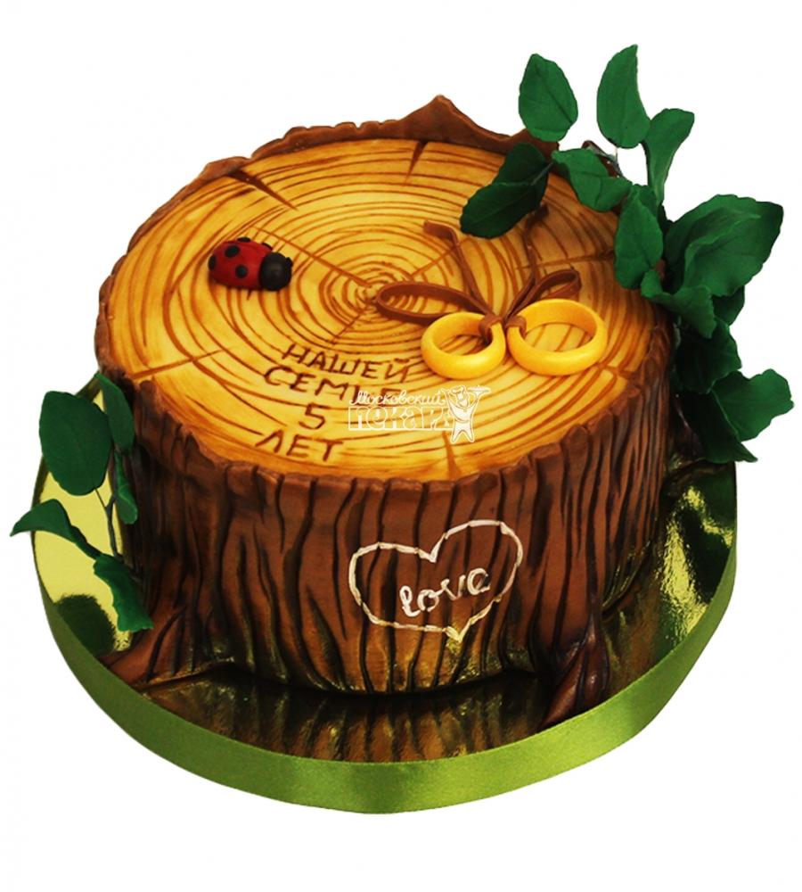 торт на деревянную свадьбу фото нас только