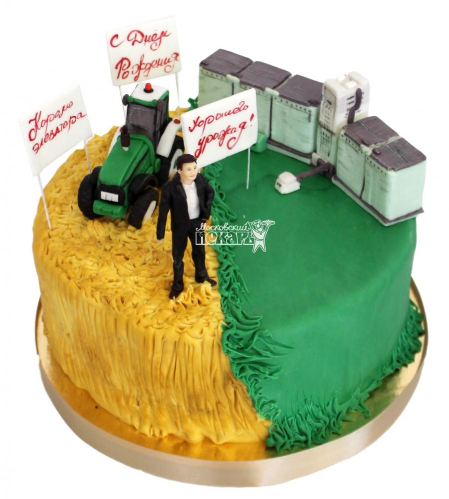 Поздравление с юбилеем мужчину-фермера