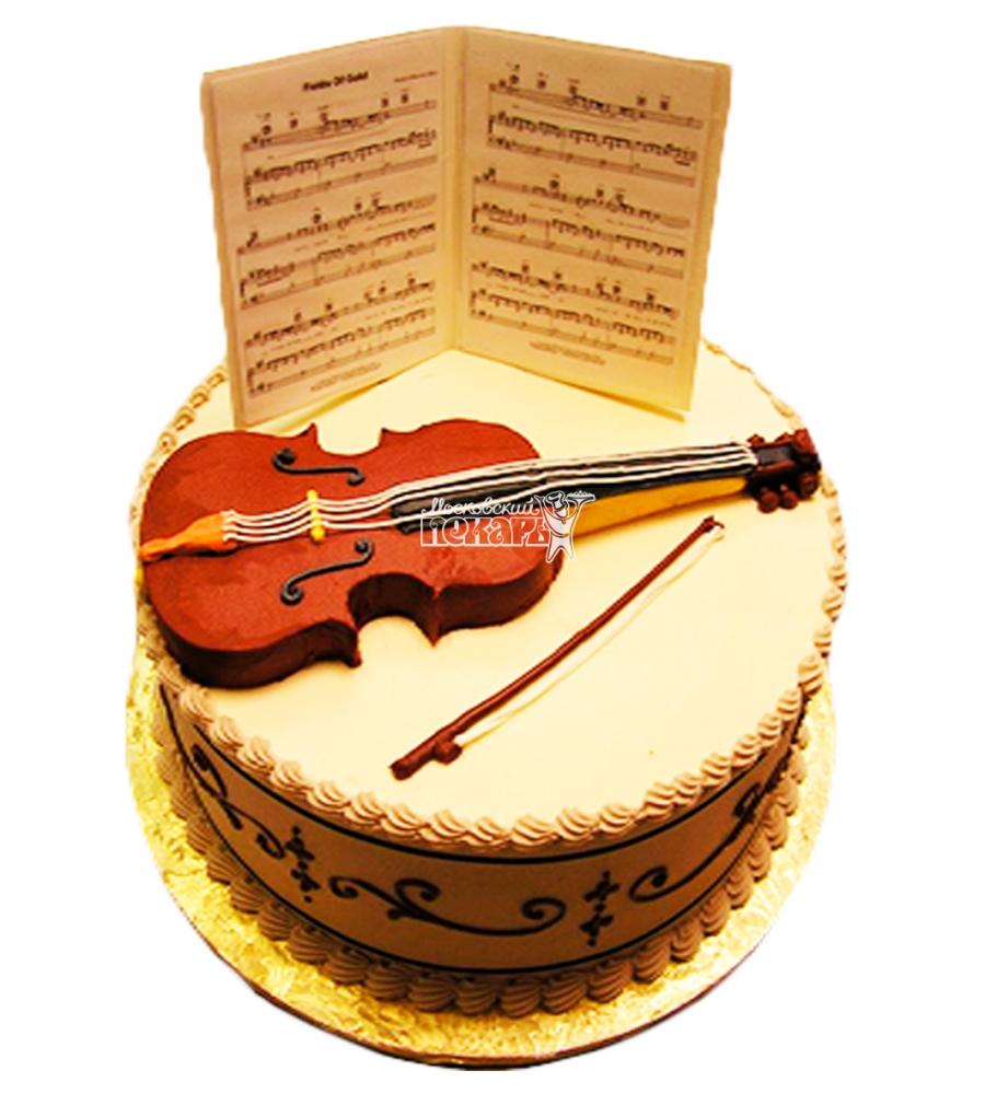 Открытки со скрипкой с днем рождения