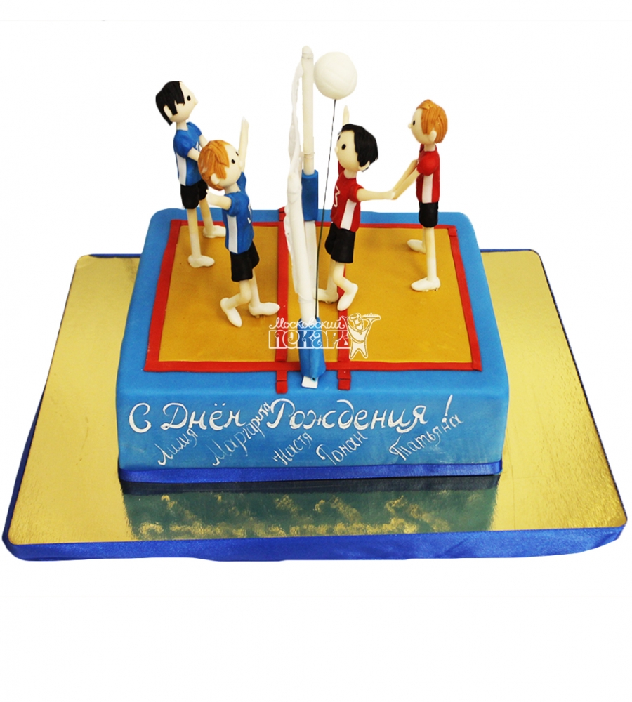 Поздравления с днем рождения волейболистке девушке